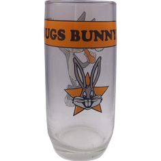 Bugs Bunny Arby's Collector Series Looney Tunes Tumbler Glass
