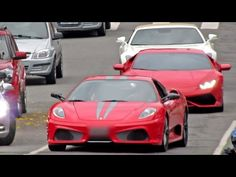 SUPERCARS OF CURITIBA #07 - Huracán, Aventador, Murcielago, 16M, 599 GTO, Vanquish & more! - WATCH VIDEO HERE -> http://bestcar.solutions/supercars-of-curitiba-07-huracan-aventador-murcielago-16m-599-gto-vanquish-more     Facebook page: facebook.com/ecvideos On the video: Aston Martin Vanquish; Audi R8 V10; Chevrolet Camaro Hennessey HPE600; Chevrolet Corvette; Dodge Viper SRT-10; Ferrari 355; Ferrari 360 Modena; Ferrari 430 Scuderia; Ferrari 430 Scuderia Spider 16M; Ferrar
