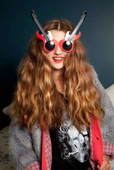 Jin Ng Photography is Youthful and Punchy #sunglasses trendhunter.com