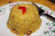 You'll never forget the taste of mofongo and will always go back for more!