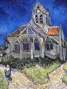 Vincent van Gogh  The Church in Auvers-sur-Oise