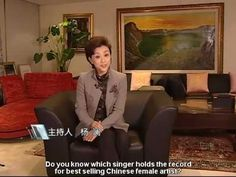 Faye Wong (王菲) 2011 Interview with English Subtitles (Part 1 of 8)