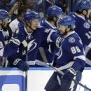 Killorn snaps 3rd-period tie Lightning beat Red Wings 3-2 (Yahoo Sports)