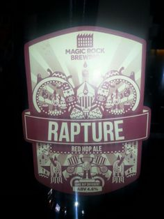 Magic Rock Brewery - Rapture