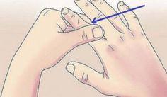Increíble – Masajea tu dedo indice por 60 segundos y veras lo que pasa con tu cuerpo!!!