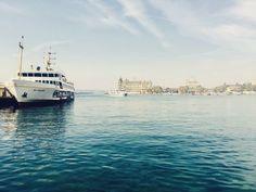 FERRYPORT, HAYDARPASA, TREN İSTASYONU,TRAIN STATION, KADIKOY ISTANBUL TURKEY