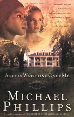 Angels Watching over Me by Michael Phillips // I wanted another Civil War era book & had this on my kindle. I wanted to love it. But it ended up being one where the story barely ends and you HAVE to read the rest of the series & those bother me. It's a heart-breaking story of 2 plantations that are wiped out from some rogue soldiers after the Civil War & only 2 kids survive--one slave, one white. They have to work together to survive.