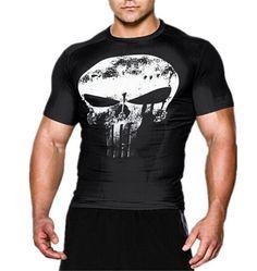 Men's Compression T-Shirt Fitness Casual Wear  #mens #hoodie #jumper #model #sportsbra #yoga #white #orders #running #black