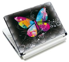 """17 17.3 inch Laptop Notebook Skin Sticker Cover Art Decal Fits Laptop Size of 16.5"""" 17"""" 18.4"""" 19"""" HP Dell Lenovo Asus Compaq Asus Acer Computers (Free Wrist Pad) Meffort Inc,http://www.amazon.com/dp/B004YYSHOE/ref=cm_sw_r_pi_dp_NYJXsb0VYM3FFFWX"""
