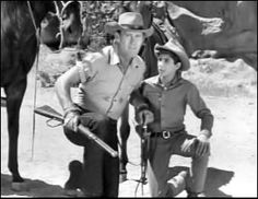 Chuck Connors and Johnny Crawford Season The Conflict Patricia Blair, Chuck Connors, Johnny Crawford, The Rifleman, Westerns, Che Guevara, Writer, Seasons