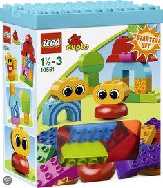 LEGO Duplo Peuter Beginbouwset