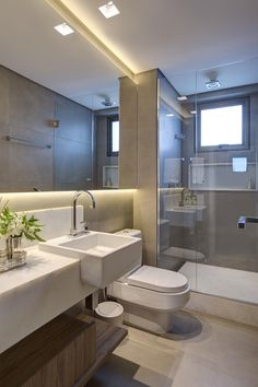 Want to refresh your small bathroom decor? Here are Cute and Best Half Bathroom Ideas That Will Impress Your Guests And Upgrade Your House. Bathroom Design Luxury, Modern Bathroom Design, Modern Bathrooms, Bathroom Toilets, Small Bathroom, Master Bathroom, Luxury Toilet, Toilet Design, Bathroom Renovations