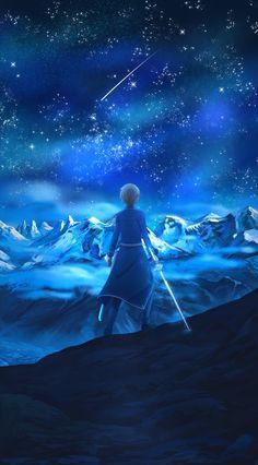 New Wall Paper Anime Beautiful Original Art 39 Ideas Schwertkunst Online, Arte Online, Online Anime, Girls Manga, Anime Couples Manga, Eugeo Sword Art Online, Kise Kuroko, Desenhos Love, Sword Art Online Wallpaper
