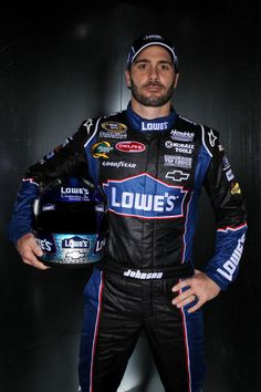Jimmie Johnson Driver Of The 48 Lowes Chevrolet