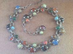 Vintage Costume Jewelry, Vintage Costumes, Scottish Fashion, Miracle, Jewellery Uk, Agates, Celtic, Jewlery, Chokers