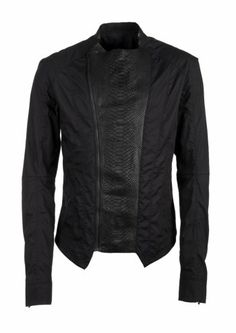 Delusion Ophidian Shirt Black