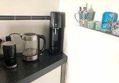 Sodastream Spirit Drip Coffee Maker, Smoothies, Alcohol, Kitchen Appliances, Spirit, Lemonade, Rubbing Alcohol, Cooking Ware, Home Appliances