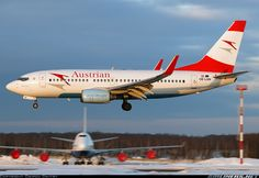 Boeing 737-7Z9 aircraft picture