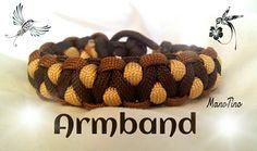 Armband aus Paracord Paracord, Bracelets, Jewelry, Fashion, Armband, Handarbeit, Charm Bracelets, Jewellery Making, Moda