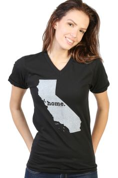 The California Home V-Neck. It's an amazing v-neck, insanely soft and a portion of profits is donated to multiple sclerosis research.