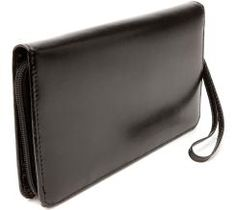 Slick, practical and stylish. Travel Accessories For Men, Mens Travel, Zip Around Wallet, Stylish, Leather, Bags, Purses, Taschen, Hand Bags