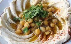 De Gevulde Olijf: Hummus