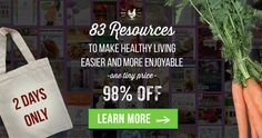 Did you miss the Ultimate Healthy Living Bundle? - Good Cheap Eats