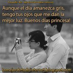 Buenos Dias!!! #chiste #LoMejorDeTodoInternet #frases #amor #enamorados #amigos…