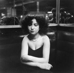 Robert Doisneau     Mademoiselle Anita, Paris     1951