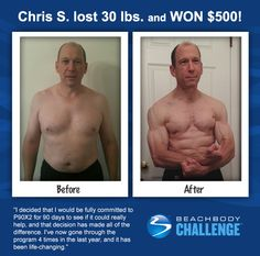 ::09/17/13:: One round of #P90X2 produces great results. After FOUR rounds, the law mandates that you register your body as a lethal weapon. Here's hoping that Chris will use his immeasurable power responsibly. REPIN and LIKE to give him props!