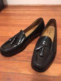 8f34cab9f76 Cole Haan - Pinch Tassel Loafer - 12M - Black C06587  fashion  clothing