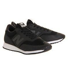 New Balance 620 Black - His trainers