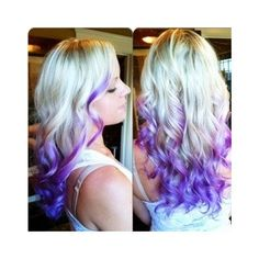Ombre Hair Extensions//DipDye//Dark Brown Hair and Wheat Blonde Fade 7) Pieces//20 Create Your Own