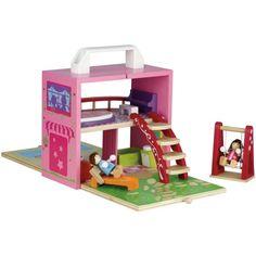 BoxSet Dollhouse, Multicolor