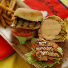 Nibble Me This: Grilled Chicken Sliders
