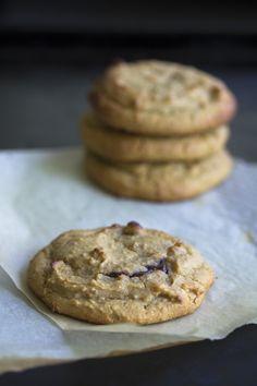 MieliRuoka | Paremmat maapäkinä-suklaacookiet (vegaaninen, gluteeniton)