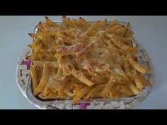 Pasta con zucca gialla al forno- Pasta with pumpkin - YouTube