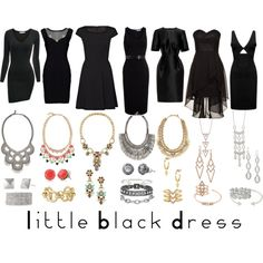 Rock your LBD with Stella & Dot accessories.   www.stelladot.com/meganjbagby