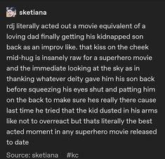 ❤️😭❤️ I will always be bitter about the fact that they edited out the kiss-on-the-cheek from the movie! Marvel Actors, Marvel Funny, Marvel Memes, Marvel Dc Comics, Marvel Characters, We Have A Hulk, The Avengers, Superhero Movies, Robert Downey Jr