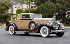 Packard Eight 1001 Coupe Roadster – 1933