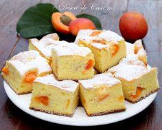 prajitura cu caise si iaurt Sweets Recipes, Cake Recipes, Desserts, Romanian Food, Romanian Recipes, Food Cakes, Cornbread, Dairy, Ethnic Recipes