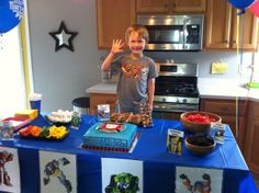 Transformers: Rescue Bots Party!