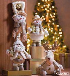 O clima da noite mais esperada do ano já chegou na Camicado. Confira a seleção de produtos que preparamos para o seu Natal.