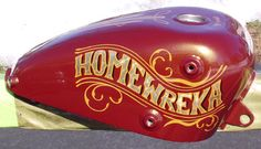 Sportster Tank Art - Page 4 - The Sportster and Buell Motorcycle Forum - The XLFORUM®