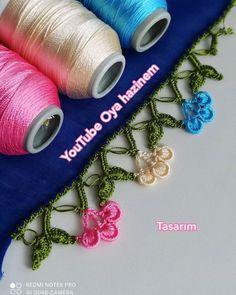 Baby Knitting Patterns, Tassels, Stitch, Design, Crochet Ornaments, Crochet Edgings, Simple Embroidery, Tejidos, Dressmaking