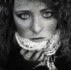 Callie Fink en tustin , artista con 19 años