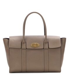 MULBERRY Bayswater Classic Leather Tote.  mulberry  bags  hand bags  suede   tote  lining   b5466ba3bb26d