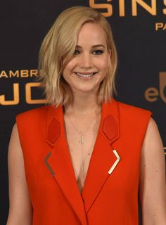 Jennifer Lawrence: Of course I wash my hands after going to the bathroom!