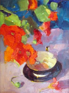 Jeanette Le Grue - Painting From Life