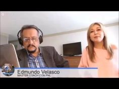 2 Grandes del Coaching infantil  Edmundo Velasco y Paty Valenzuela